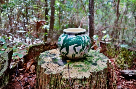 Lizard Pot on Stump 113 (1024x670) (2)